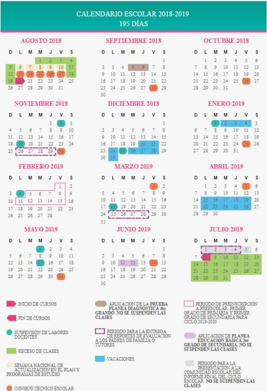 Calendario, 2018, Estados, Vacaciones, Puentes, Días de asueto, Sábado, Noticias, Excélsior, puentes, dias festivos, noticias, 2018, vacaciones, excelsior, calendario, escolar, noticias, mexico, asueto, SEP, calendario escolar, reforma educactiva, escuelas, alumnos, estudiantes, noticias, Excélsior