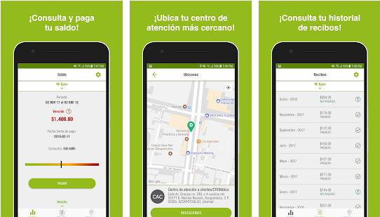 Conoce La Nueva App Y Los Cambios Al Formato Del Recibo De