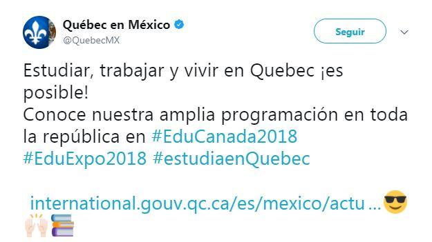 ¿Eres mexicano? Canadá te busca para que estudies en Quebec