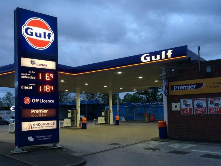 Despachará Gulf gasolina en Puebla y Nuevo León
