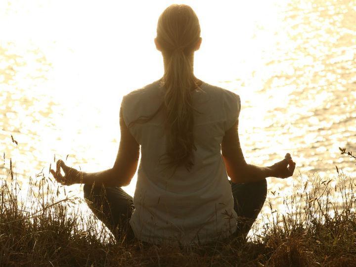 Se puede acceder a la meditación gratis a través de un enlace web. Foto: Pixabay