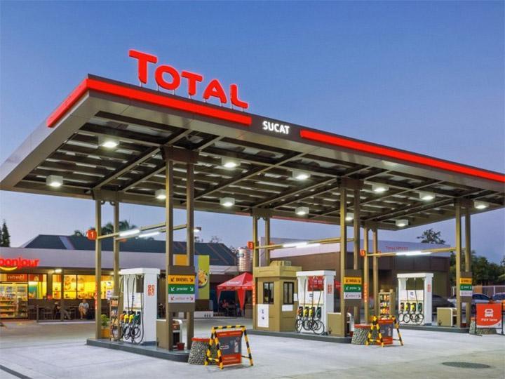 Total tendrá 250 estaciones de servicio en el país