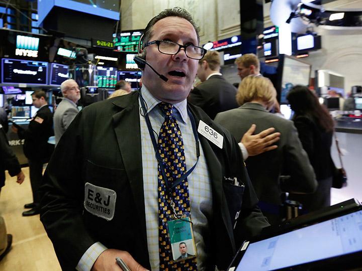 La Bolsa Mexicana de Valores terminó en sentido contrario a los índices de Estados Unidos, ante la cuarta ronda de renegociaciones del TLCAN. Foto: AP