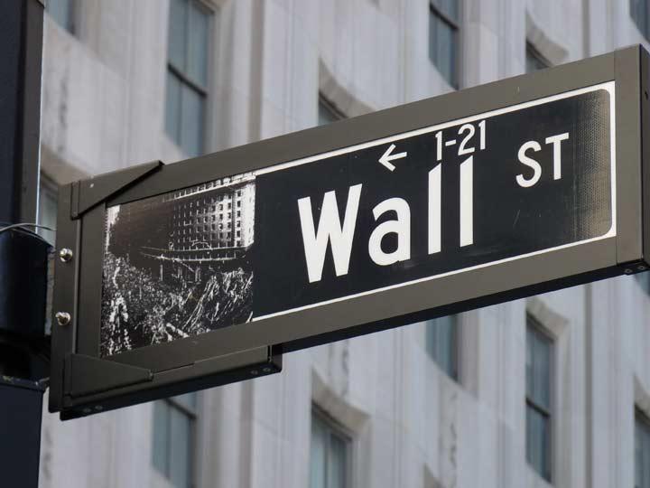 El Dow Jones perdía 21.64 unidades el jueves. Foto: Archivo