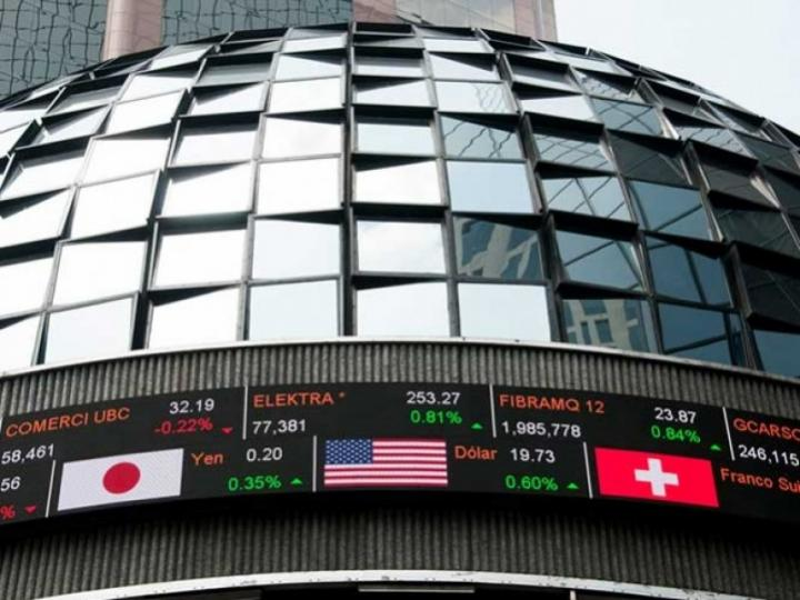 Bolsa Mexicana cierra con ganancia de 0.42%