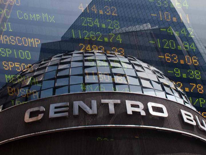 La bolsa de valores de México ganaba en sus primeras operaciones del miércoles. Foto: Archivo