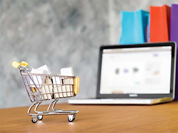 Las compras online alcanzaron un récord en septiembre de 2017