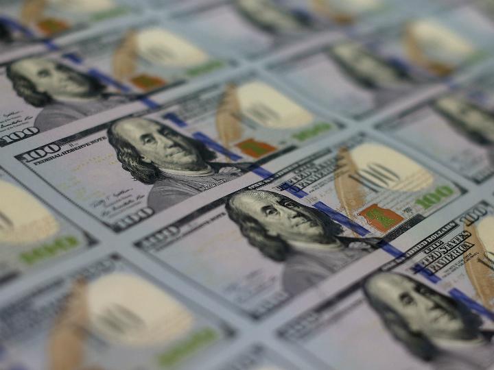 La divisa cotiza en 18.95 pesos en bancos. Foto: Archivo