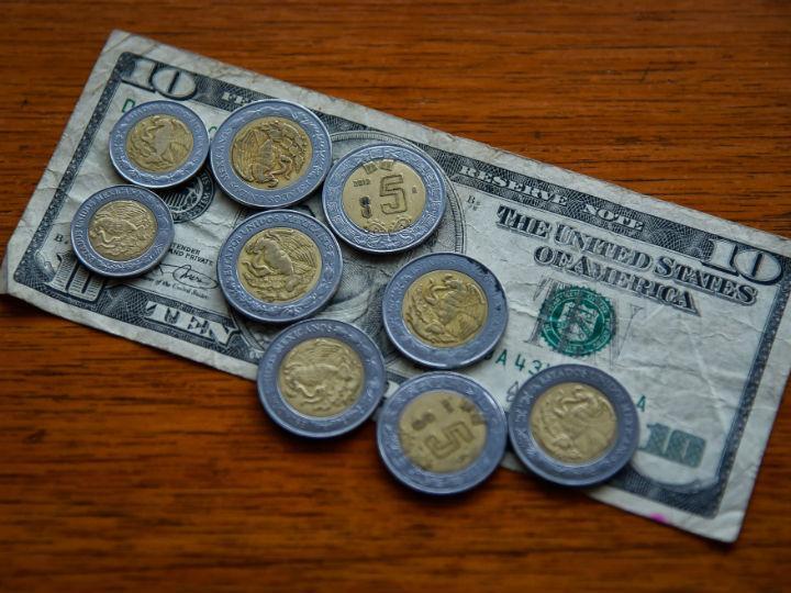 Dólar promedia en 18.62 pesos a la venta en el aeropuerto capitalino