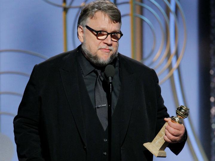 Guillermo del Toro gana Globo de Oro Video
