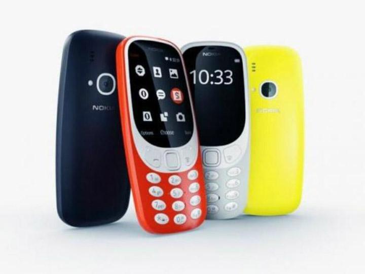 El legendario Nokia 3310 está de vuelta en México