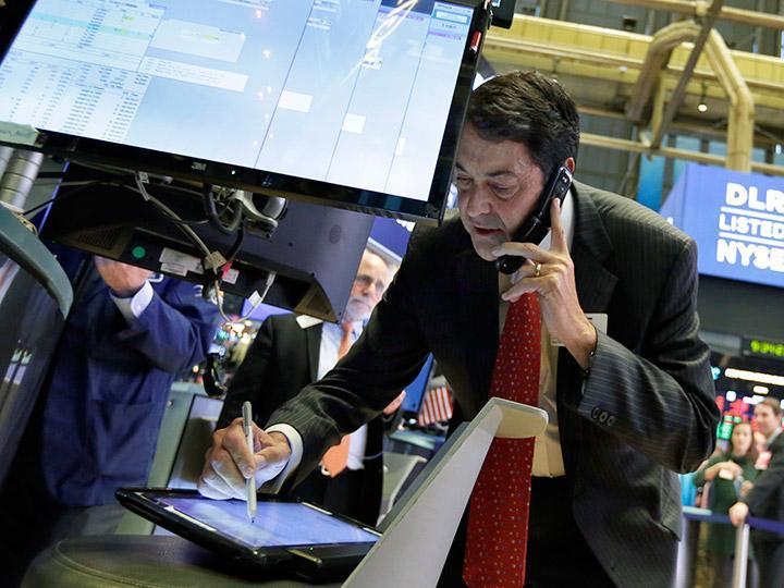 El índice Dow Jones alcanza los 26.000 puntos por vez primera — Histórico