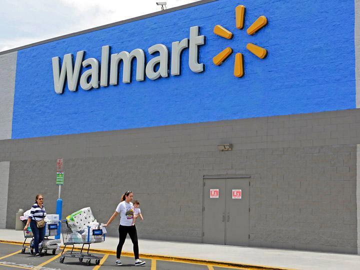 Ventas de Walmart aumentan 6.7% en diciembre
