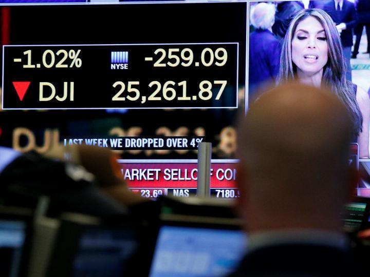 Wall Street, con una fuerte volatilidad sortea las caídas