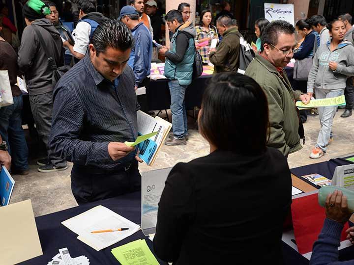 Reporta el Inegi desempleo de 3.4% en el último trimestre de 2017