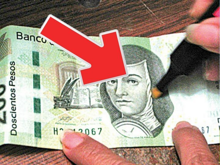 Revela Banxico cuales son los billetes más falsificados
