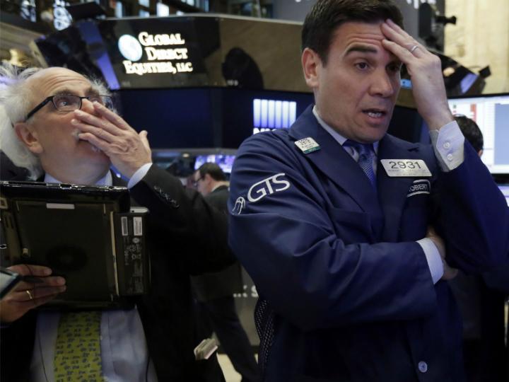 Caen las bolsas de valores de Europa