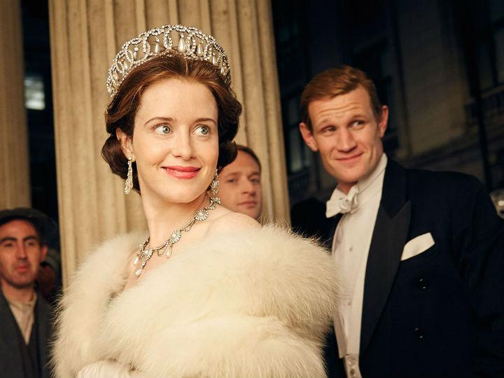 Matt Smith ganó más que Claire Foy por The Crown