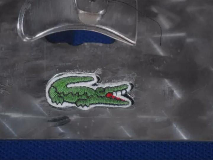 Lacoste cambió su icónico cocodrilo