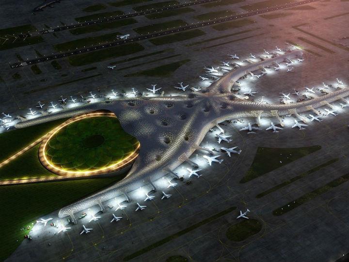 Afina AMLO amparos contra el nuevo aeropuerto
