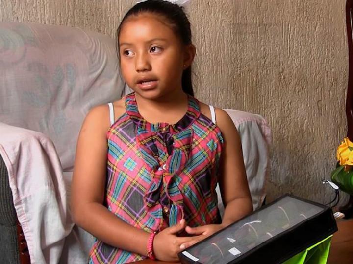 Otorgan por primera vez a una niña mexicana premio de Ciencia Nuclear