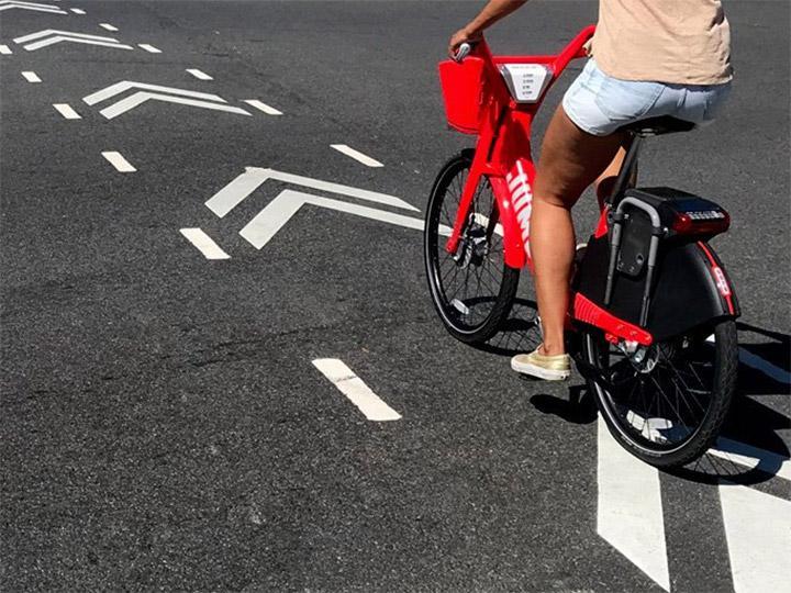 Uber compró Jump, el servicio de bicicletas compartidas de San Francisco