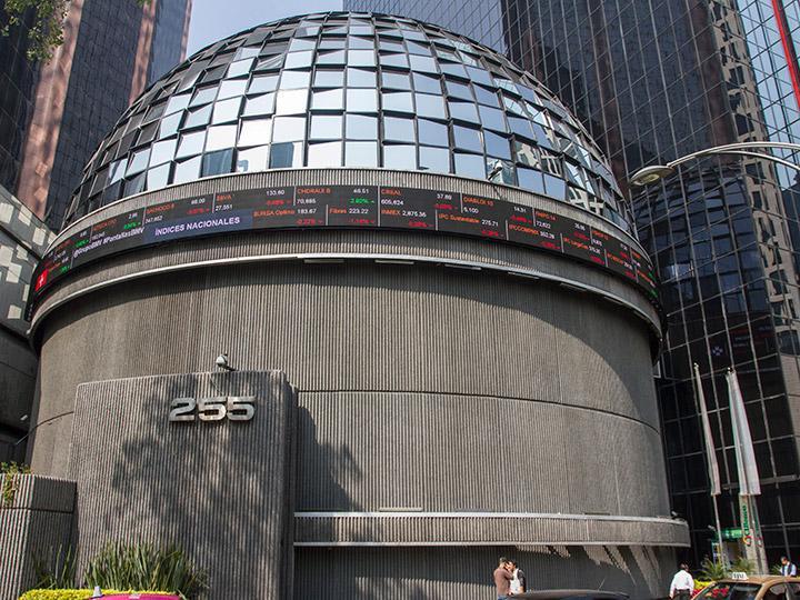 BMV pierde 1.13 % en línea con Wall Street