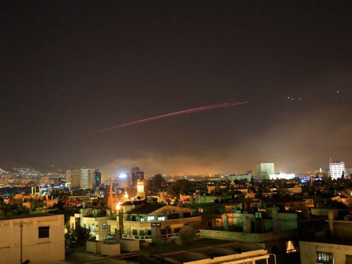 Francia publica imágenes de sus aviones que atacaron Siria