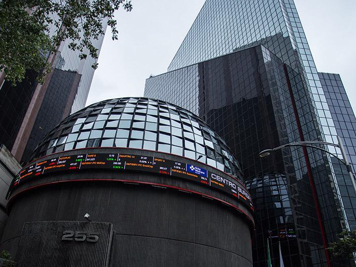Bolsa Mexicana de Valores cierra con baja por toma de utilidades