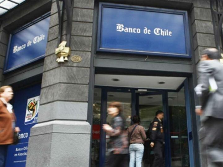 Roban 10 mdd al Banco de Chile