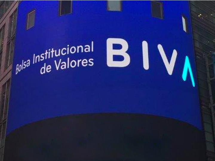 Inicia operaciones Biva, la nueva bolsa de valores de México