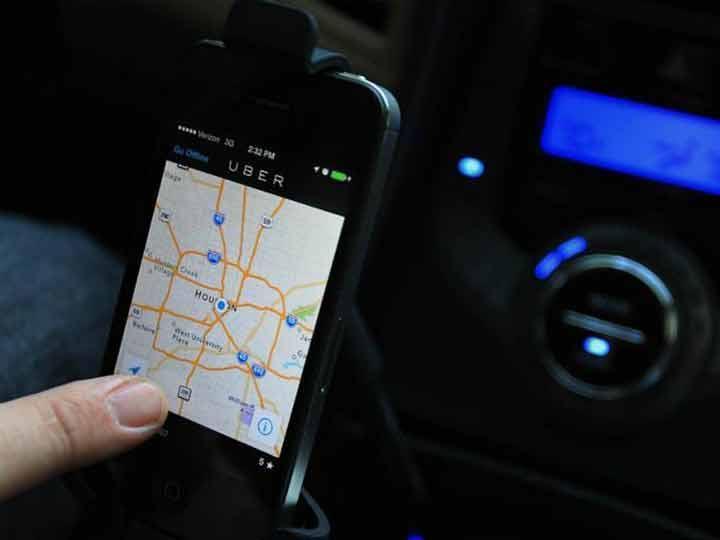 Con vómito falso conductores de Uber estafan a usuarios