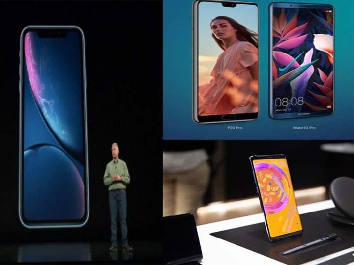 Los precios de los iPhone XS y XS Max en Chile