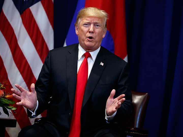Asamblea de la ONU: Trump, dispuesto a reunirse con Maduro