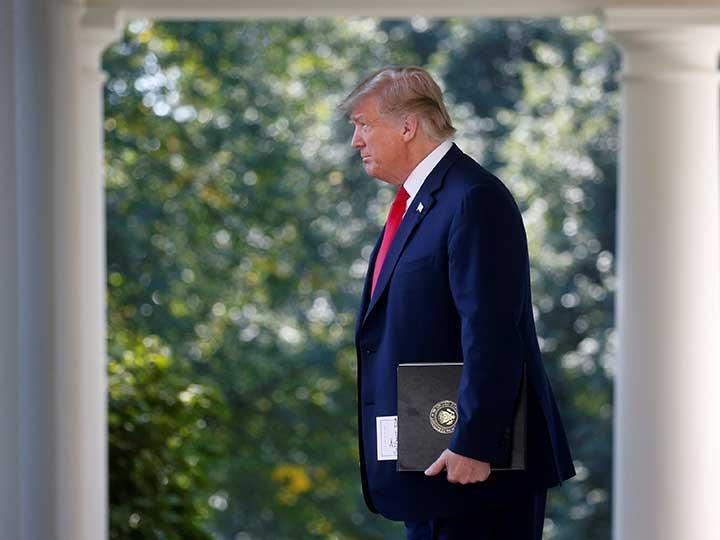 Trump arremete contra el New York Times