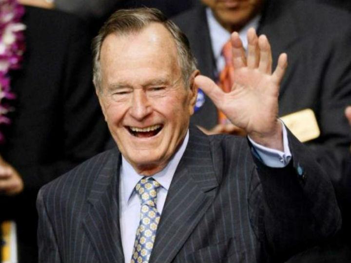 Fallece George H.W. Bush a los 94 años