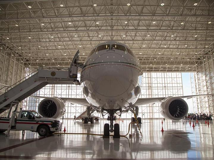 Avión presidencial: viaje de venta sin retorno