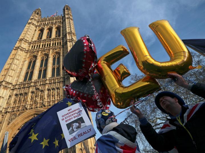 Segunda marcha contra el Brexit en Londres será en Marzo