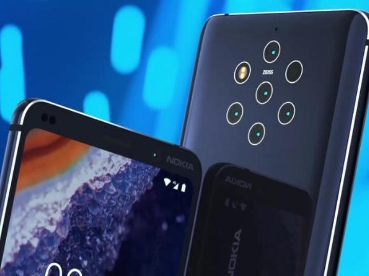 Nokia lanza un 'smartphone' con cinco cámaras