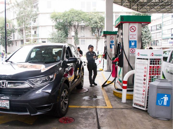 A partir de mañana, gasolina Magna costará 1.62 pesos menos
