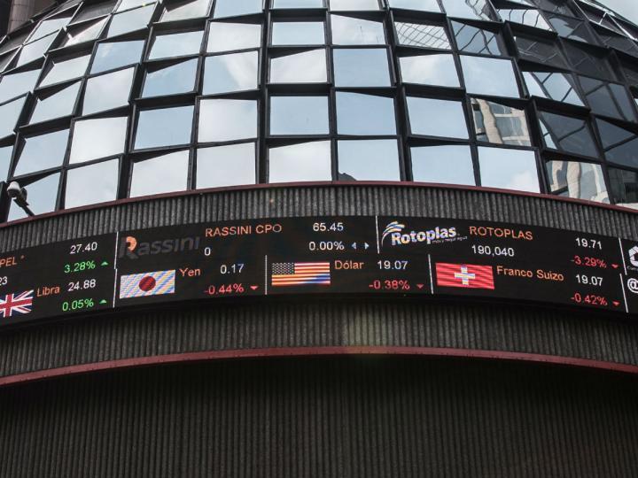 La Juventus de Turín llega a la Bolsa Mexicana de Valores
