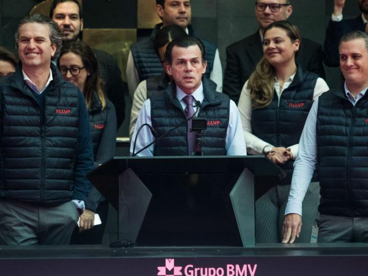 Bolsa Mexicana de Valores registra ganancia de 1.26 por ciento