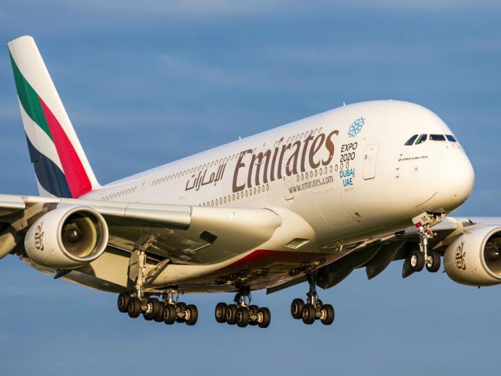 SCT en proceso para autorizar vuelos a Emirates Airline