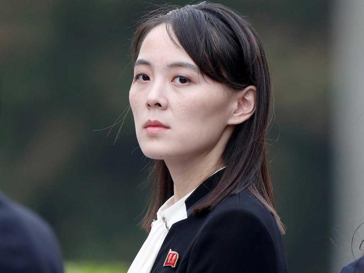 Es hora de romper con Corea del Sur: Kim Yo Jong