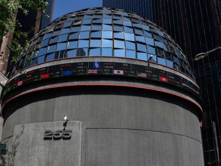 Cierra Bolsa Mexicana con ganancia de 1.30 por ciento (17:30 h)