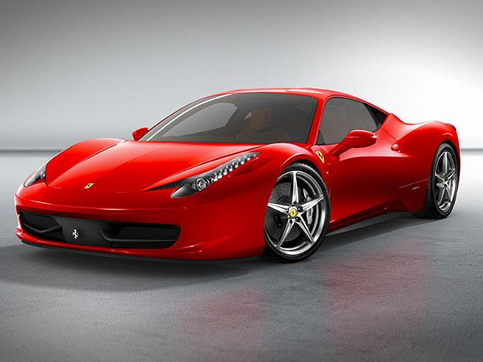 Cumple Tu Sueño De Manejar Un Ferrari En La Cdmx