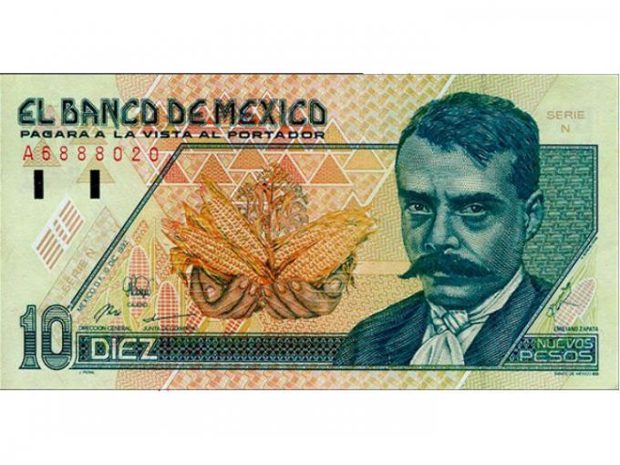 Por Qué Se Llama Peso El Dinero En México
