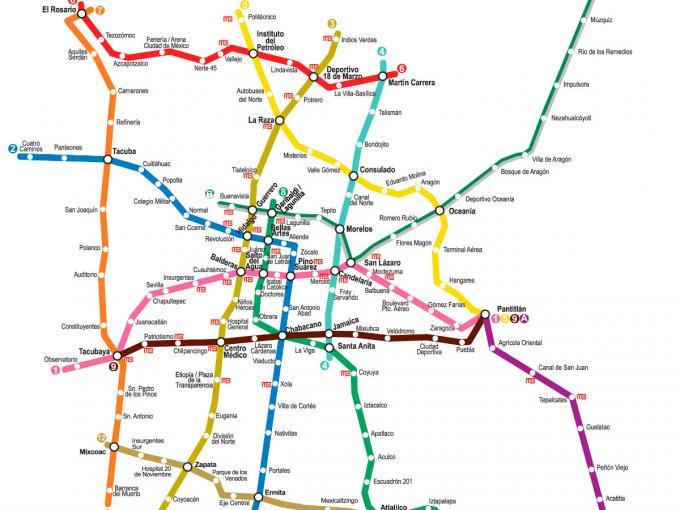 Como Ver El Mapa Del Metro En Google Maps