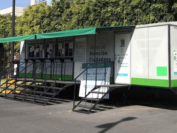 Atención Trámites Vehiculares En Cdmx Regresan A La Normalidad