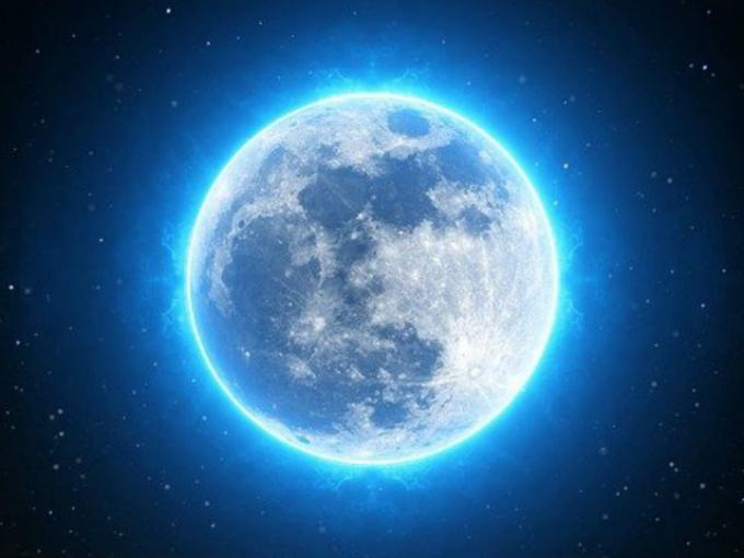 guia para observar la luna